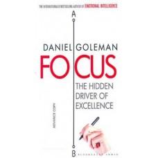 Daniel Goleman: Fókusz – a kiválóság rejtett hajtóereje